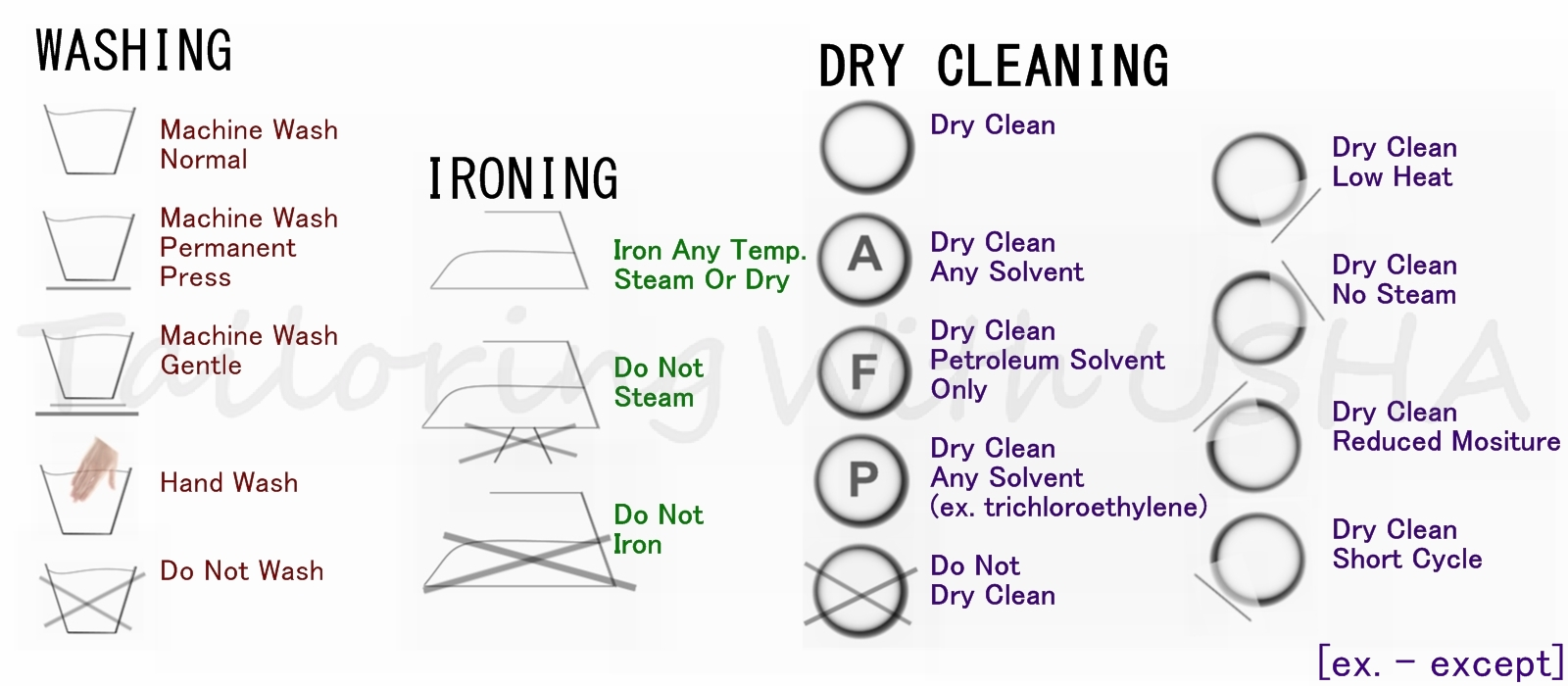 Washing Clothes Properly & Effectively | Perfect Guide For ...