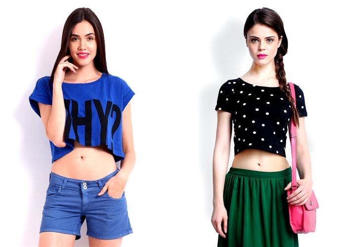 Tops For Women | 12 Types Of Tops Every Girl Should Own ...